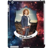 Hello Sweetieeee... iPad Case/Skin