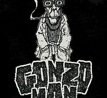 Gonzo Man by ARGD
