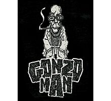 Gonzo Man Photographic Print
