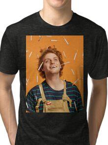 Raining Cigarettes Tri-blend T-Shirt