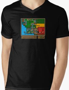 Super Fellowship Bros Mens V-Neck T-Shirt