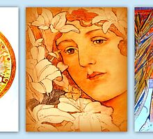 Alphonse Mucha Museum Impressions by ©The Creative  Minds