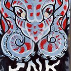 INK (little cuttlefish/ octopus) by resonanteye