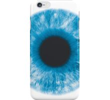 Giant Blue EYE iPhone Case/Skin