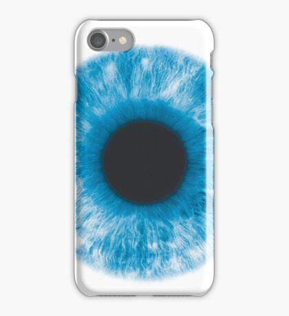 Giant Blue EYE iPhone Case/Skin