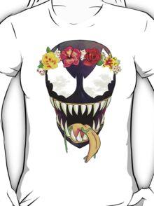 Venom flower power T-Shirt