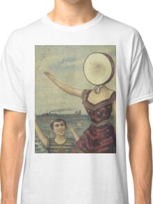 In The Aeroplane Over The Sea Classic T-Shirt