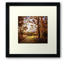 Morning is wonderful. Its only drawback is that it comes at such an inconvenient time of day. Framed Print
