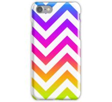 Chevronia III iPhone Case/Skin