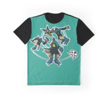 JSRF Poison Jam Graphic Graphic T-Shirt