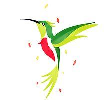 Hummingbird 2 by freeminds