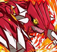 Groudon | Eruption  by ishmam