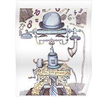 Mr.Telephone Poster