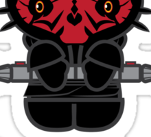Maul Kitty Sticker