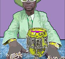 BISHOP MAGIC JUAN: PIMP CUPS by S DOT SLAUGHTER