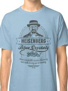 Blue Crystals Remedy Classic T-Shirt