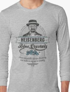 Blue Crystals Remedy Long Sleeve T-Shirt