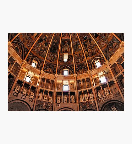 Parma Baptistery Photographic Print