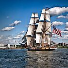 Sailing Home by Kathy Weaver