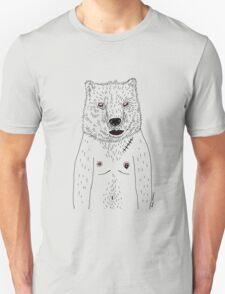Lazy Bear Unisex T-Shirt