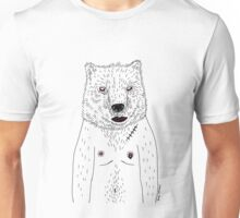Lazy Bear Unisex T-Shirt