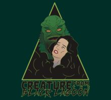 Creature From The Black Lagoon by fredesigns