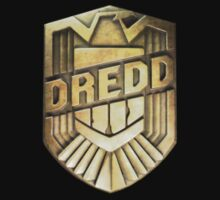 Judge Dredd Badge by nateberesford