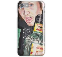 Mike D With Bottle 2010 iPhone Case/Skin