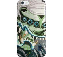 Devil Head Ghost iPhone Case/Skin