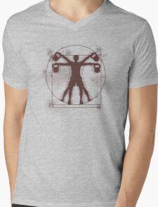 Bell Vinci Mens V-Neck T-Shirt