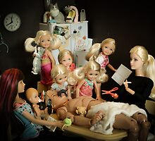The Anatomy Lesson by Sniperphotog