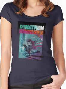 Dynatron Mission Women's Fitted Scoop T-Shirt