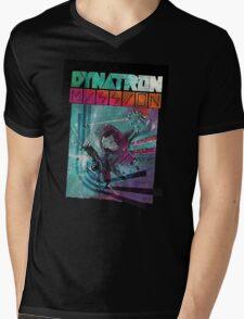 Dynatron Mission Mens V-Neck T-Shirt