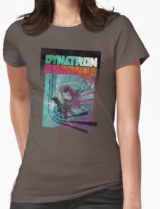Dynatron Mission Womens Fitted T-Shirt