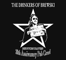 The World's End: 20th Anniversary Pub Crawl Unisex T-Shirt