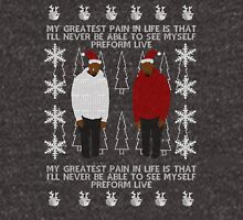 Sad Kanye Holiday Sweater! Pullover