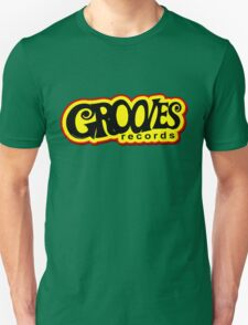 Grooves Records T-Shirt