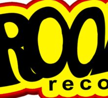 Grooves Records Sticker