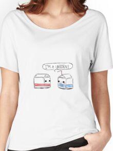 Unicorn Milk Women's Relaxed Fit T-Shirt
