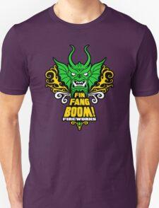Fin Fang Boom! Fireworks T-Shirt