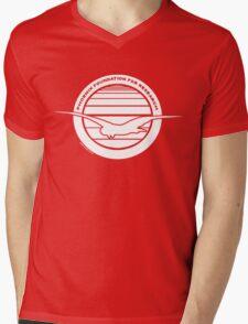 Phoenix Foundation Classic  Mens V-Neck T-Shirt