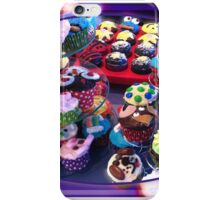 Cupcakes for Animals iPhone Case/Skin