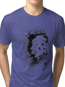 Ink Lion Tri-blend T-Shirt