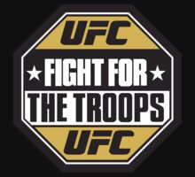 UFC Fight For The Troops Kids Clothes