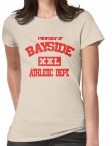 Bayside Athletics Womens Fitted T-Shirt