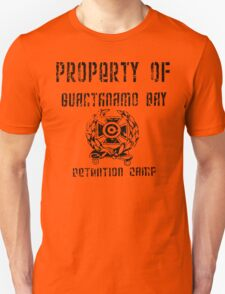 Guantanamo Bay Detention Camp Unisex T-Shirt