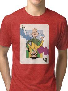 All Hail King Walt Tri-blend T-Shirt