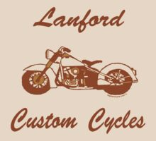 Lanford Custom Cycles by kaptainmyke