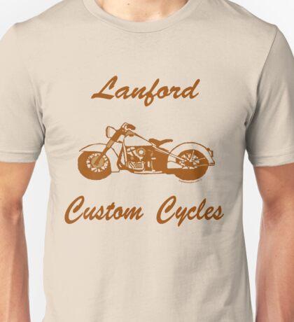 Lanford Custom Cycles Unisex T-Shirt