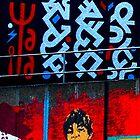 London Street Art by Charlie-R